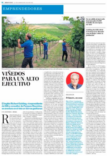 Prensa Bodega Tesalia